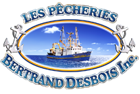Les Pêcheries Bertrand Desbois Logo